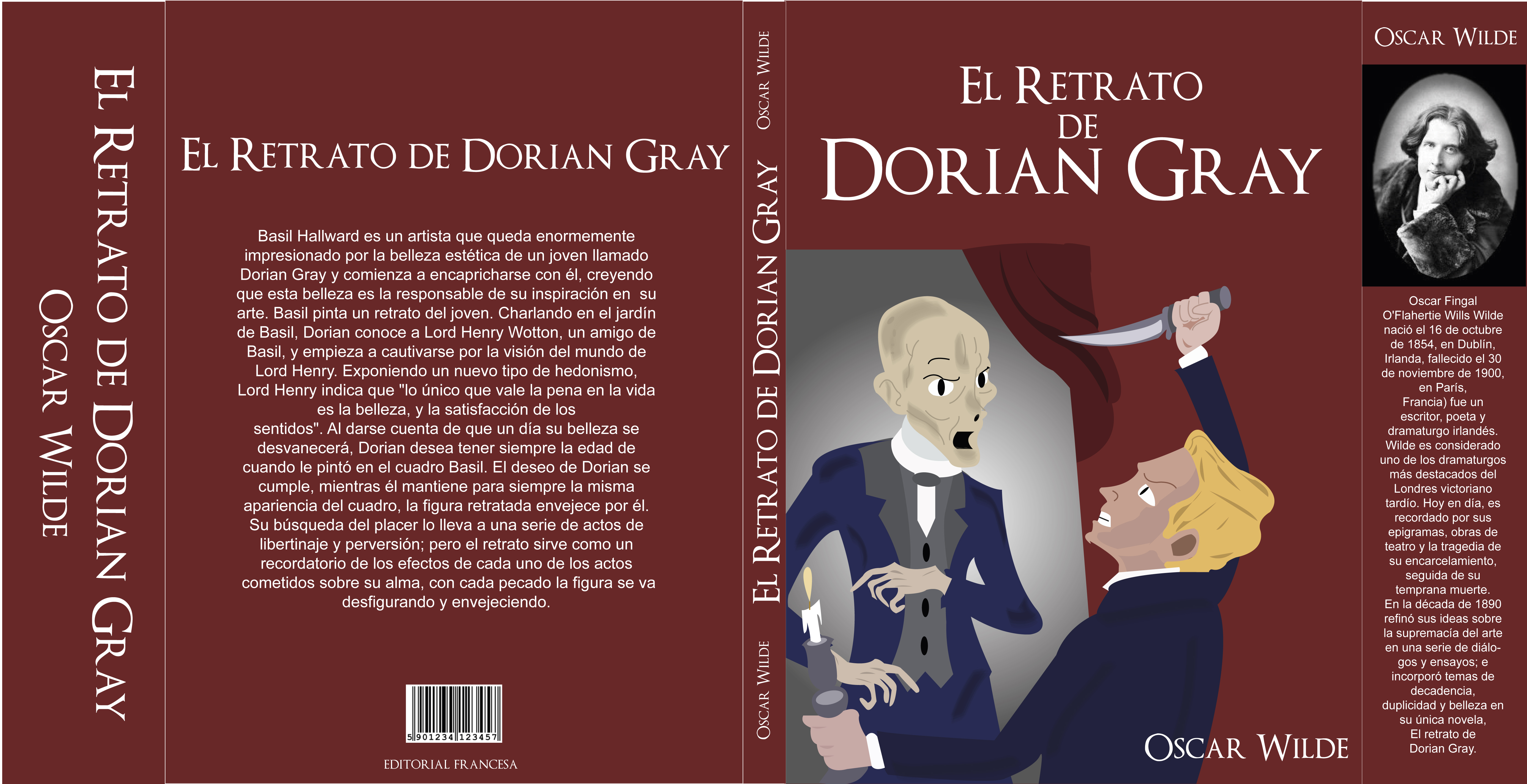 the picture of dorian gray plot overview essay In the mirror universe, the picture of dorian gray was a novel written by the terran author and playwright oscar wilde during the late 19th century its plot concerned &quota dissolute man who kept a painting of himself as a young man hidden away in an attic the portrait aged while the man stayed.